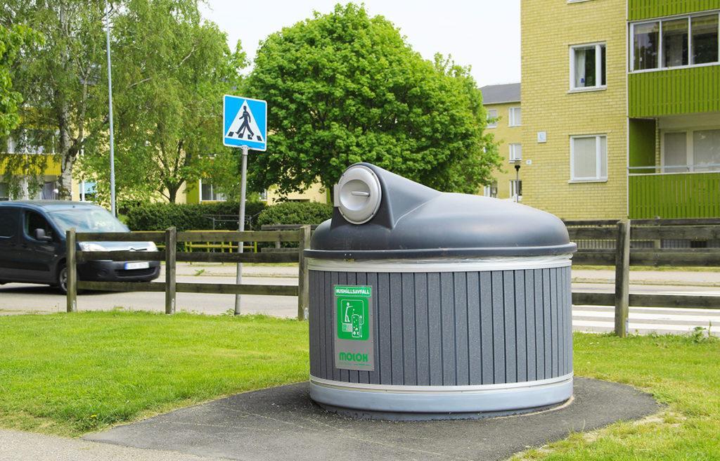 bostadsrättsföring brf sophantering avfall