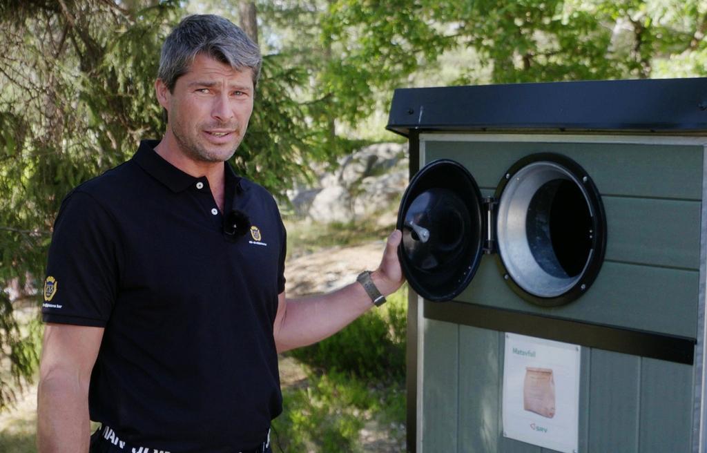 Anders Brf Trångsund soplosning