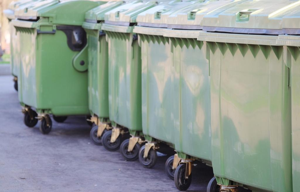 the image of a garbage bins