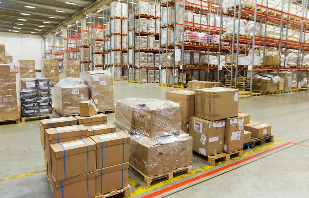 Avfallshantering lager och logistik